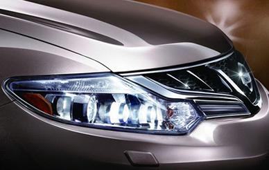 Buy a low-configuration car, headlights are not bright enough how to do?