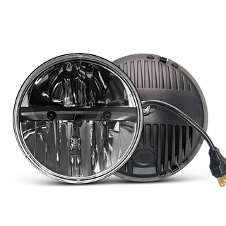 Eagle Series ® 7 inch Anti Dazzle Bottom Luminescence Led Headlight JG-J004