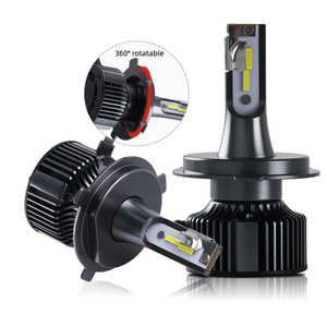 EMC Fan Cooling led headlight bulb JG-K9