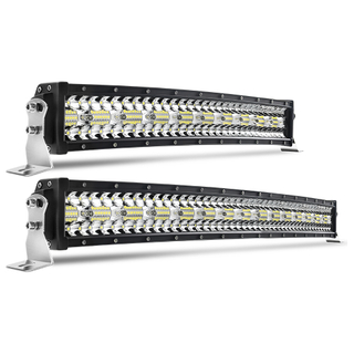 Automotive Curved Led Light Bars for Trucks 9631T-C