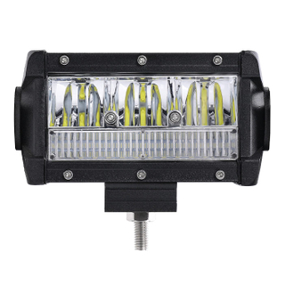 Eagle Series ® 5 Inch New Big Cup Bottom Luminescence LED Light Bar JG-9628L