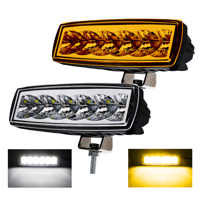 6 inch 30W Strip Led Work Light JG-921H